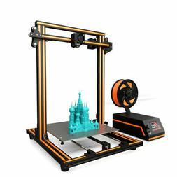 e10 3d printer aluminum frame upgraded diy