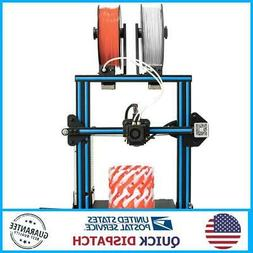 Geeetech® A10M Mix-color Prusa I3 3D Printer 220*220*260mm