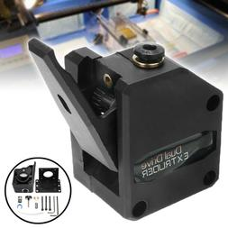 High Performance BMG Extruder Cloned Dual Drive Black for 3D