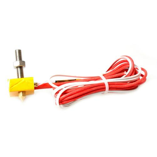 0.4mm Nozzle End Kit M6 Extruder Anet i3 A8 3D _WK