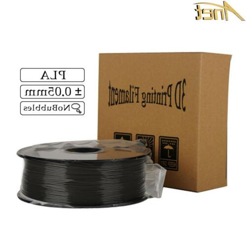 1.75mm PLA Filament Dimensional Accuracy +/-0.03mm