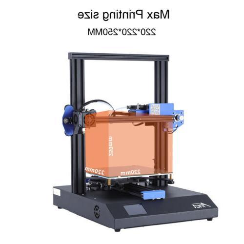 Anet 3D Printer Stable Metal Resume Printing Screen