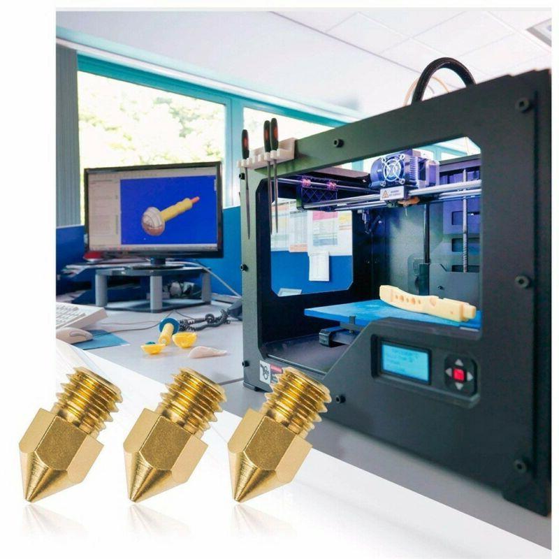 20Pcs 3D Printer Accessory MK8 0.4mm CR-10 Ender For Anet