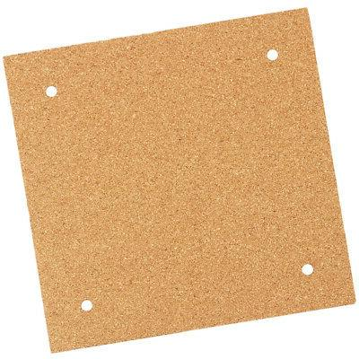 235*235mm 3D Thermal Insulator Cork Bed Sheets