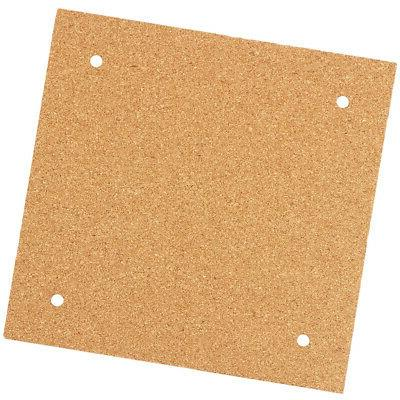 235*235mm Heatbed Thermal Insulator Cork Bed Sheets
