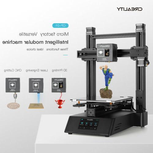 3d printer kit diy creality cp 01