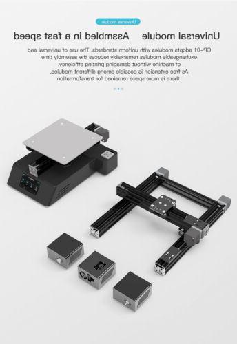 3D Kit Creality Control Panel Printing Size