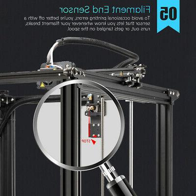 Creality 3D 3D Printer 350*350*400mm Large US