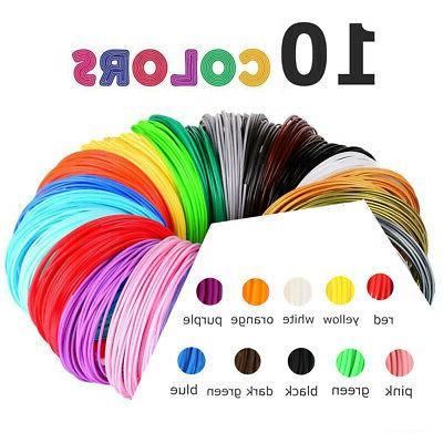 3D Filament Colors 165Feet Printer