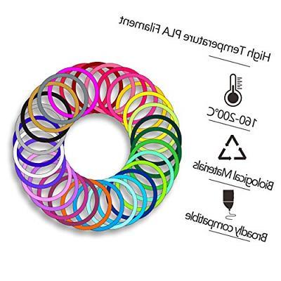 3D 12 Colors 196 for 3D 1.75mm