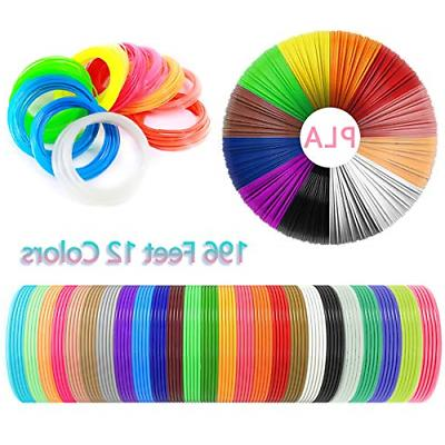 3D of 12 for 3D Printer 1.75mm