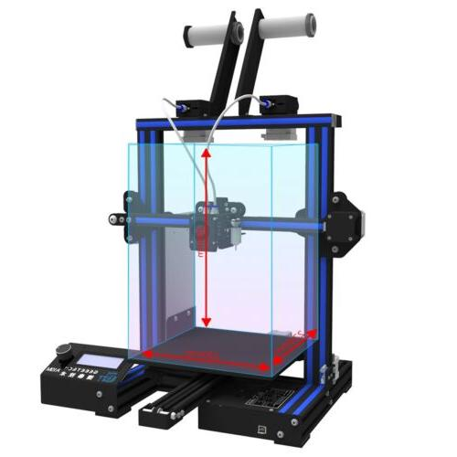 Geeetech Printer Dual Extruder Upgraded