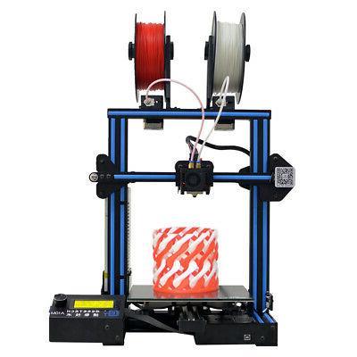 3d printer a10m 2 in 1 dual