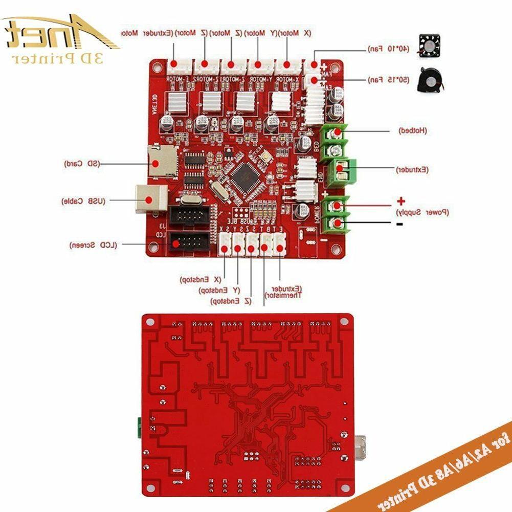 Anet 3D Printer Controller Board V1.0 Ramps1.4 Update Versio