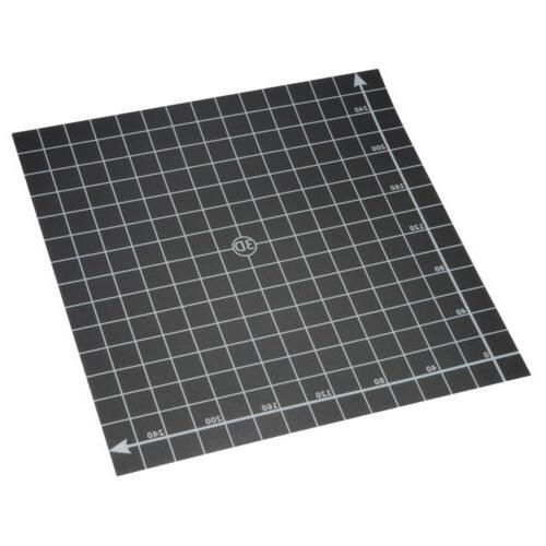 3D Printer Heat Hot Bed Sticker Square Print Build Plate Tap