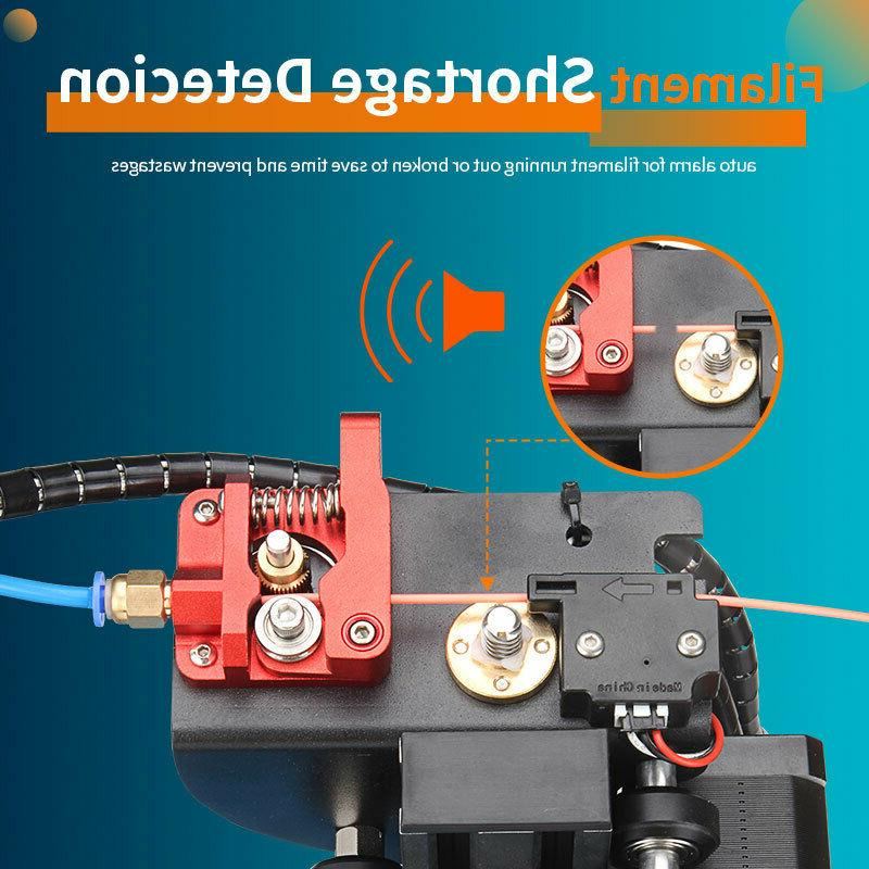 KingRoon Printer Filament PLA ABS 180*180*180mm