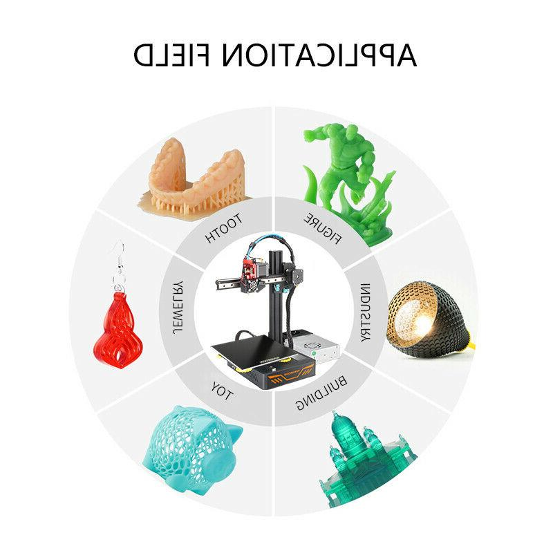 KingRoon KP3 DIY Kit 3D Filament ABS 180*180*180mm