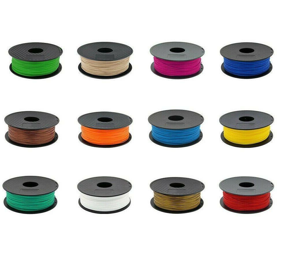 3d printer filament 1 75mm abs pla