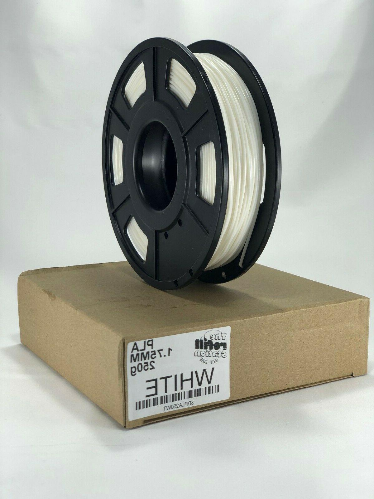 3D Filament 250g 1.75mm DIFFERENT COLORS