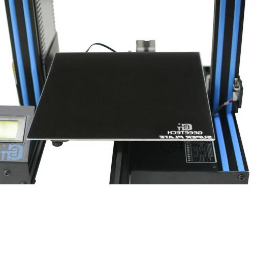 Geeetech A10 Full Filament Hotbed