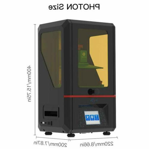 EU SLA LCD Photon UV Printer 2.8 '' TFT