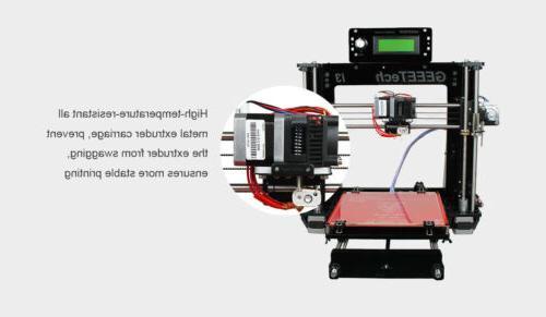 3D printer Geeetech B Reprap I3 DIY 3D MK8