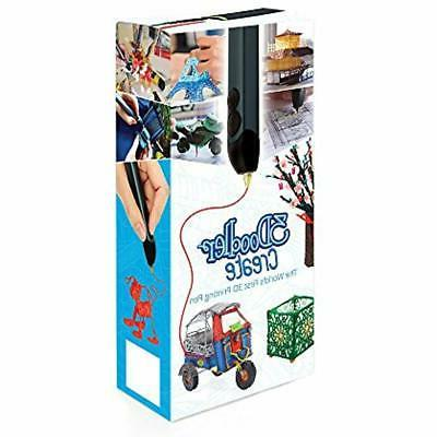 3Doodler Create Pen With 50 Strands, No Mess, Toys