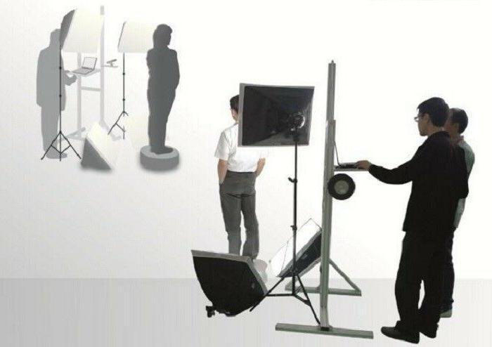 3D Handheld Face Object Modeling