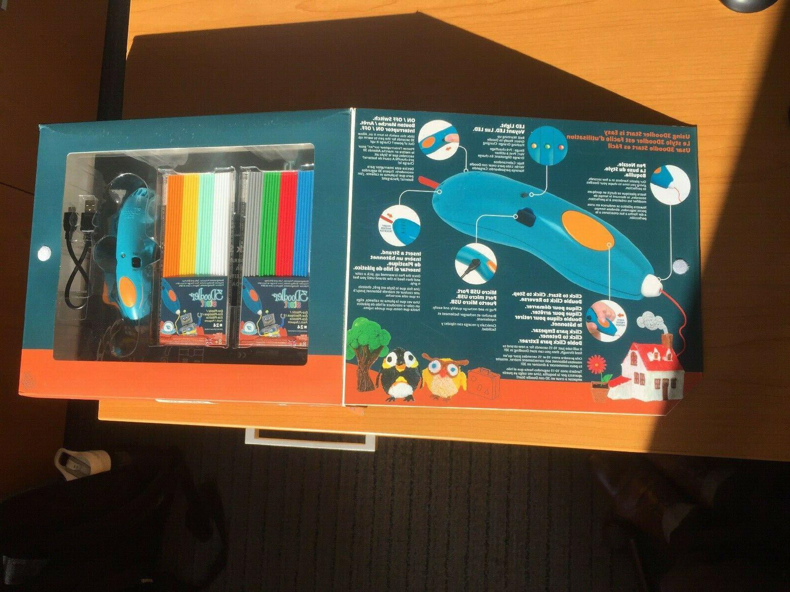 3Doodle Start Printing Pen New NIB Toy