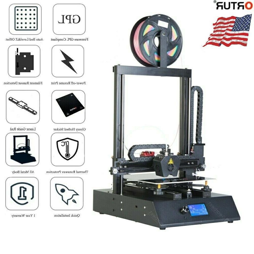 4 v1 heavy duty business 3d printer