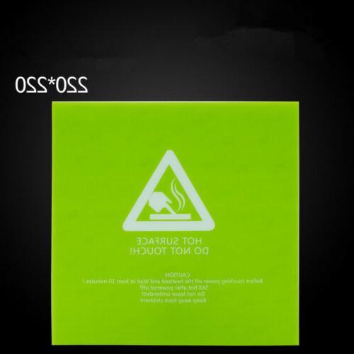 5Pcs Green Color Sheet Printer