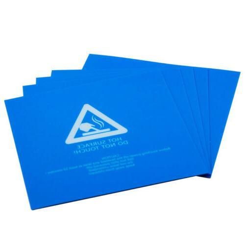 5Pcs 220*220/300*300mm Blue Color Sheet 3D Printer