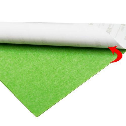 5Pcs Green/Blue Frosted Heat Sheet