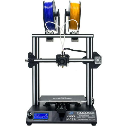 3D Printer Geeetech 2 Mix Color Factory Direct