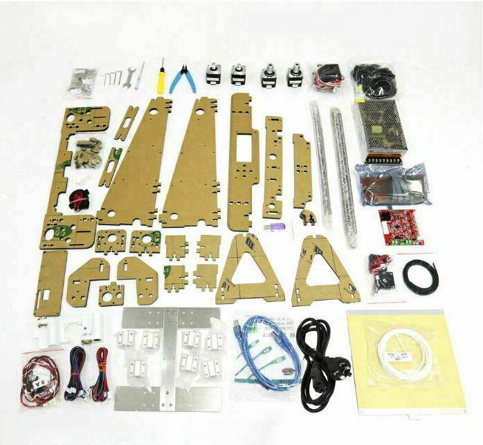 Anet A8 3D Printer 10M Filament US