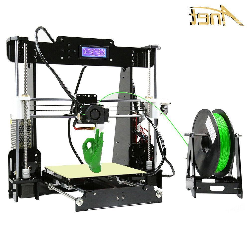 a8 3d printer 220 220 240mm desktop