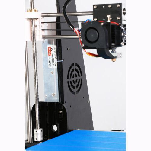 A8 3D Printer Precision Wooden LCD2004