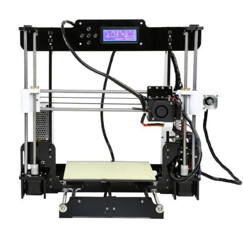 Anet Self-assembly Kit 10M PLA & Card