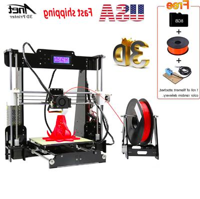 upgraded a8 auto self leveling 3d printer