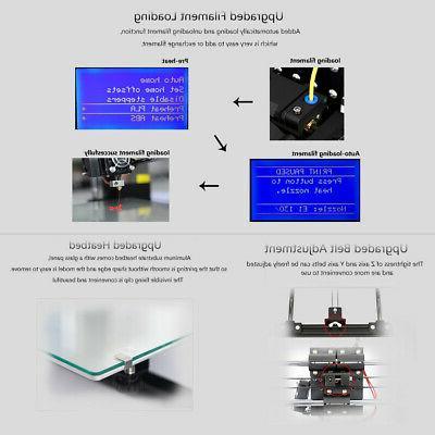 Anet A8 DIY 3D Printer Kit 300*300*350mm