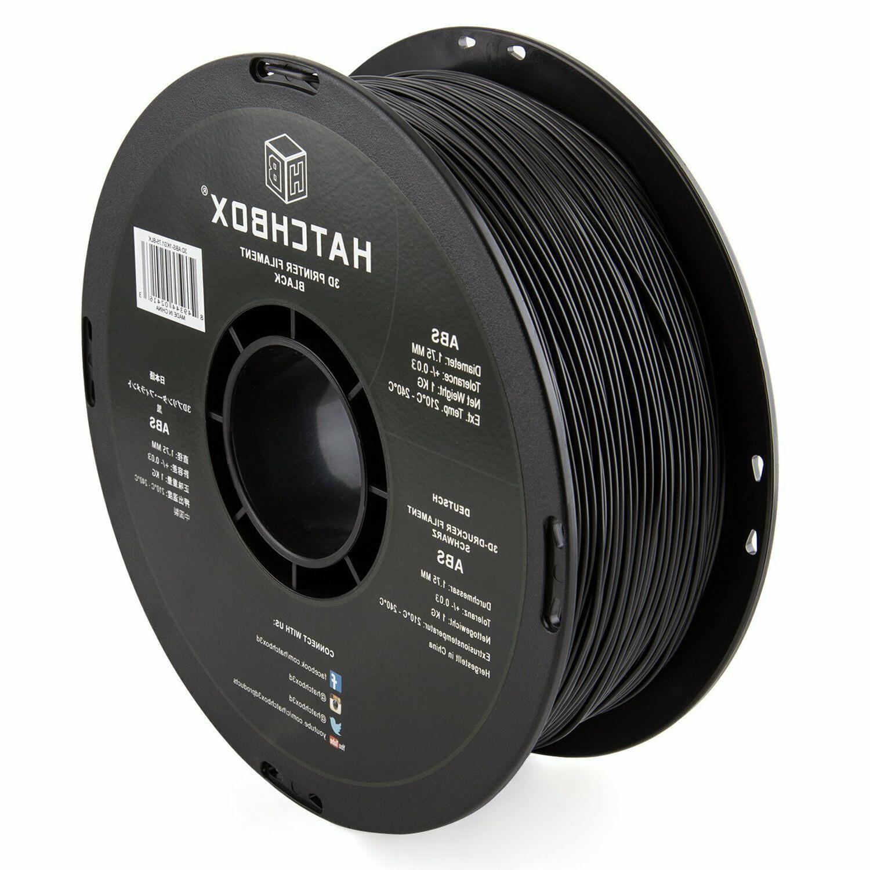 abs 3d printer filament dimensional accuracy 0