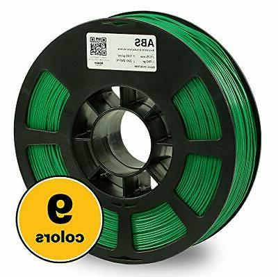abs filament for 3d printer dimensional accuracy