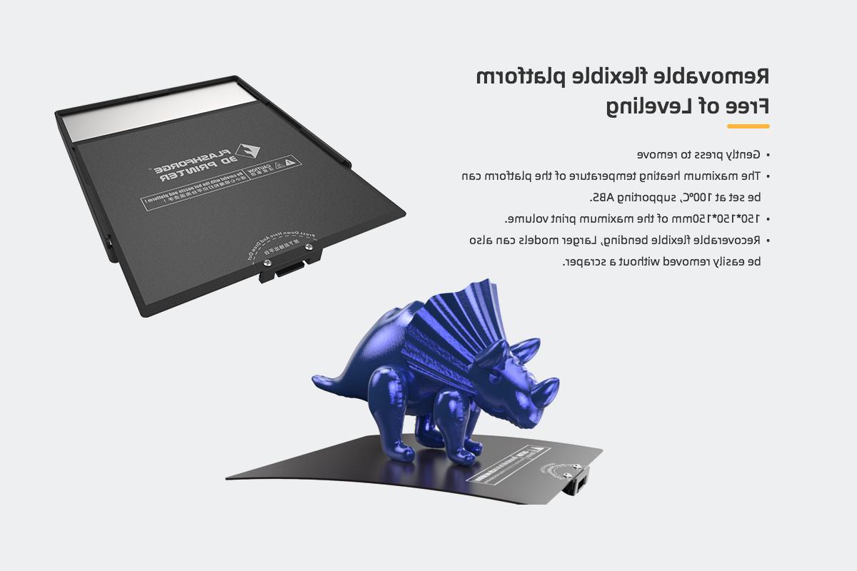 Flashforge Adventurer 3D Printers Fast Cloud