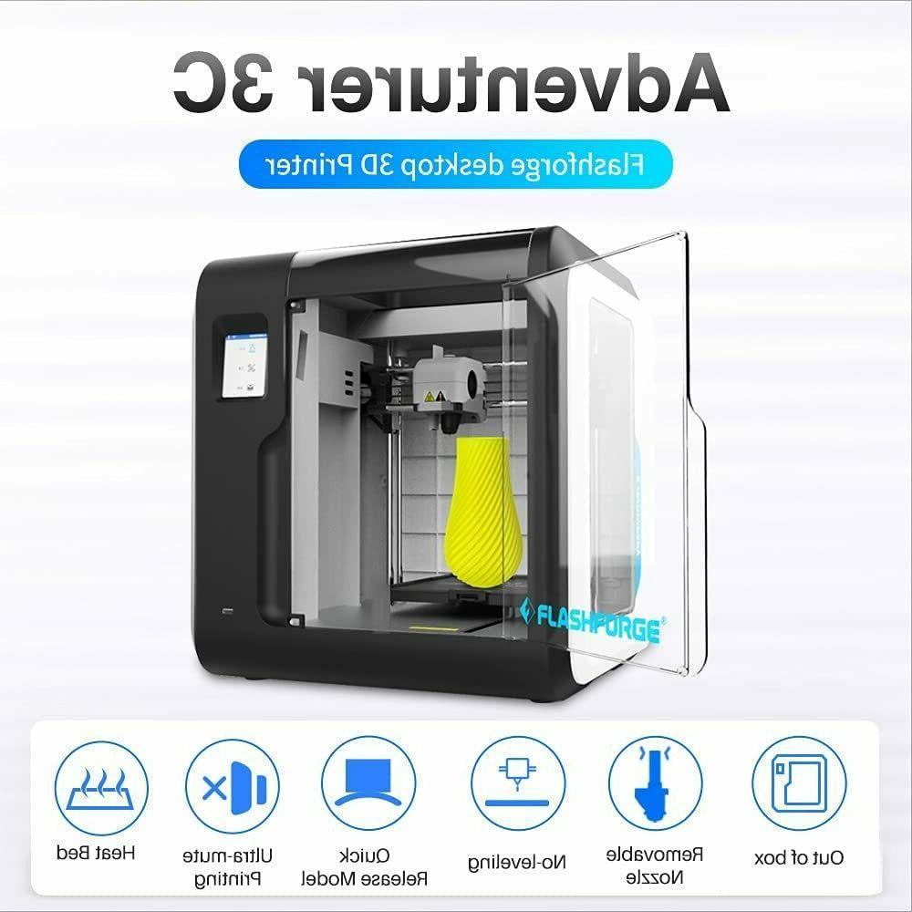 adventurer 3c 3d printers auto leveling machine