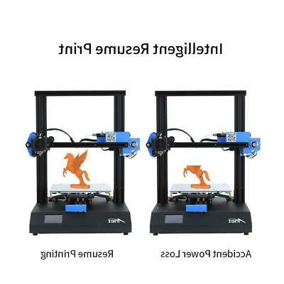 Anet Stable Enclosed Metal Frame Resume Touch