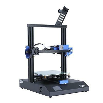 anet et4x 3d printer stable enclosed metal