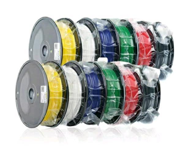 au stock 3d printer filament 1 75mm