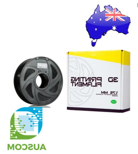 auscom 3d printer high quality filament abs