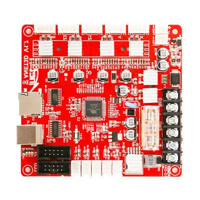 Anet Printer Mainboard A1284-Base V1.7 Control US