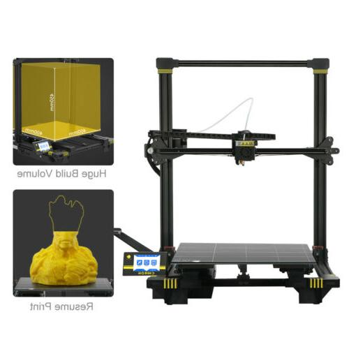 US ANYCUBIC Chiron 3D Printer With
